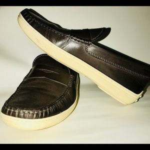 Tods loafers men's shoes